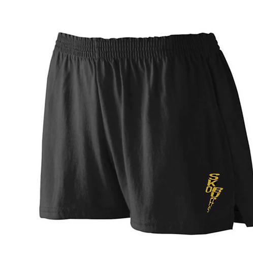 Bolder Bolt Fold Over Shorts