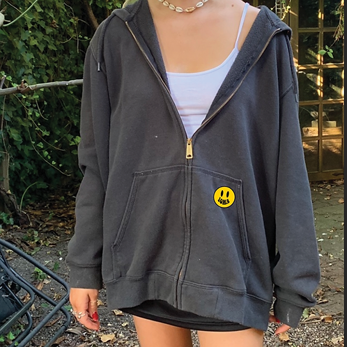 Iowa Smile Zip Up