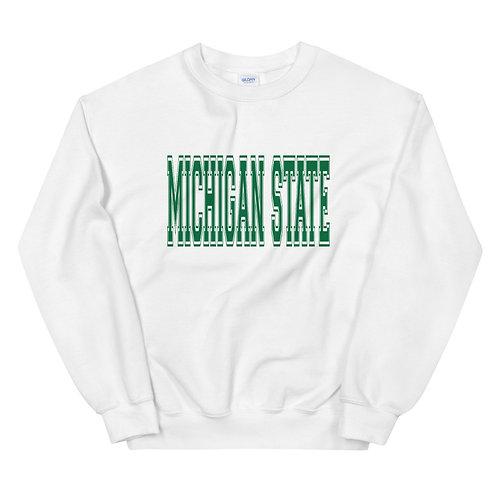 MIchigan State Retro Sweatshirt