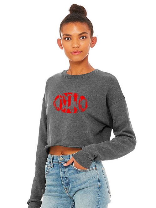 Ohio State Cow Cropped Crew