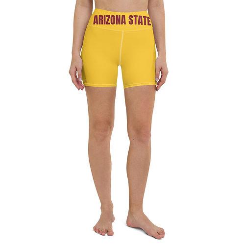 Arizona State Biker Shorts
