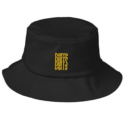 interrupted bucket hat -sko buffs