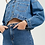 Thumbnail: Cropped Denim Jacket