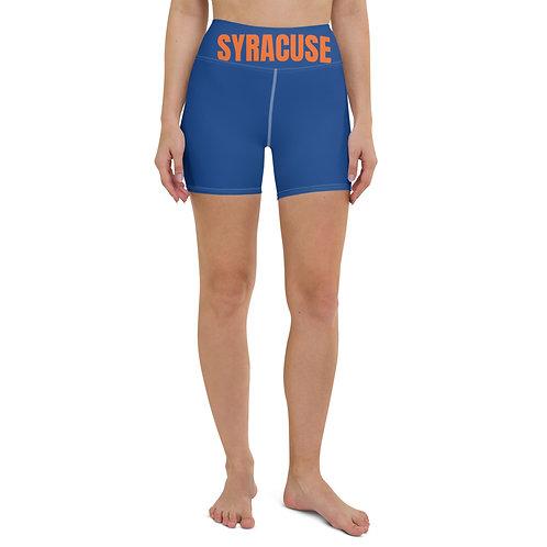 Syracuse Banded Biker Shorts
