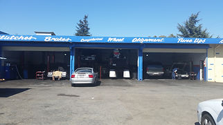 auto repair shop san leandro