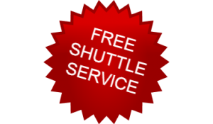 free shuttle service auto repair shop