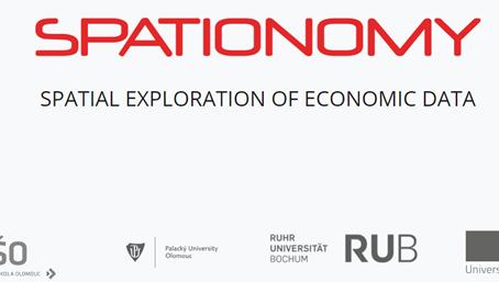 Študenti e-poslovanja na mednarodnem projektu Spationomy 2.0 💡🧠💻