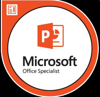 Vabilo na pripravljalni tečaj za pridobitev certifikata MOS PowerPoint 2019 💻