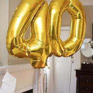 Happy 40th Desiree