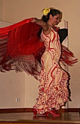 LIVE Flamenco Music & Dance Shows in Mel