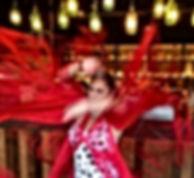 Flamenco @ Asado Melbourne NYE FIESTA 2018