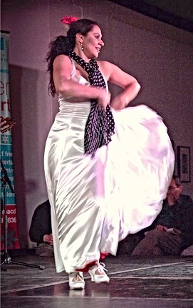 Flamenco Spanish Fiesta Shows & FUN Workshops in Melbourne Victoria Australia Events Functions Festivals 2011
