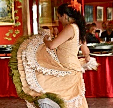 Flamenco Spanish Fiesta Theme Events Functions in Melbourne Entertainers Musicians and Dancers Flamenco Fiesta Group