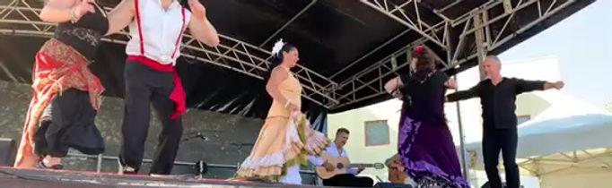🌹 Flamenco Fiesta 🌹 @ Dandenong World Fare 2019 Melbourne Food and Wine Festival