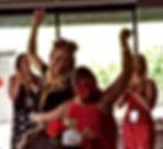 Flamenco Show & Spanish Fiesta Workshop in Tootgarook Rye Melbourne Vic OCT 2018 with Flamenco Fiesta Group Guitar/Dancer
