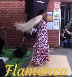 Flamenco @ Spanish Language Fiesta 2019