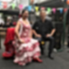 Flamenco Shows in Melbourne : Live Spanish Guitar & Flamenco Dancer : Paul & Belinda Martin : Events/Functions/Cultural Festivals : Flamenco Fiesta : Professional Shows & Fun Fiesta Workshops Melbourne Victoria Australia