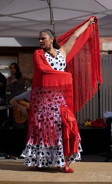 Live Spectacular Professional Flamenco Shows in Melbourne by Flamenco Fiesta : Paul & Belinda Martin : Spanish Guitar & Flamenco Dancer for Events Functions & Festivals