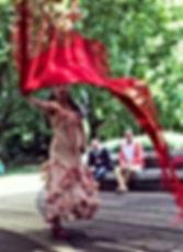 Flamenco @ MPavilion Victoria Gardens DEC 2018