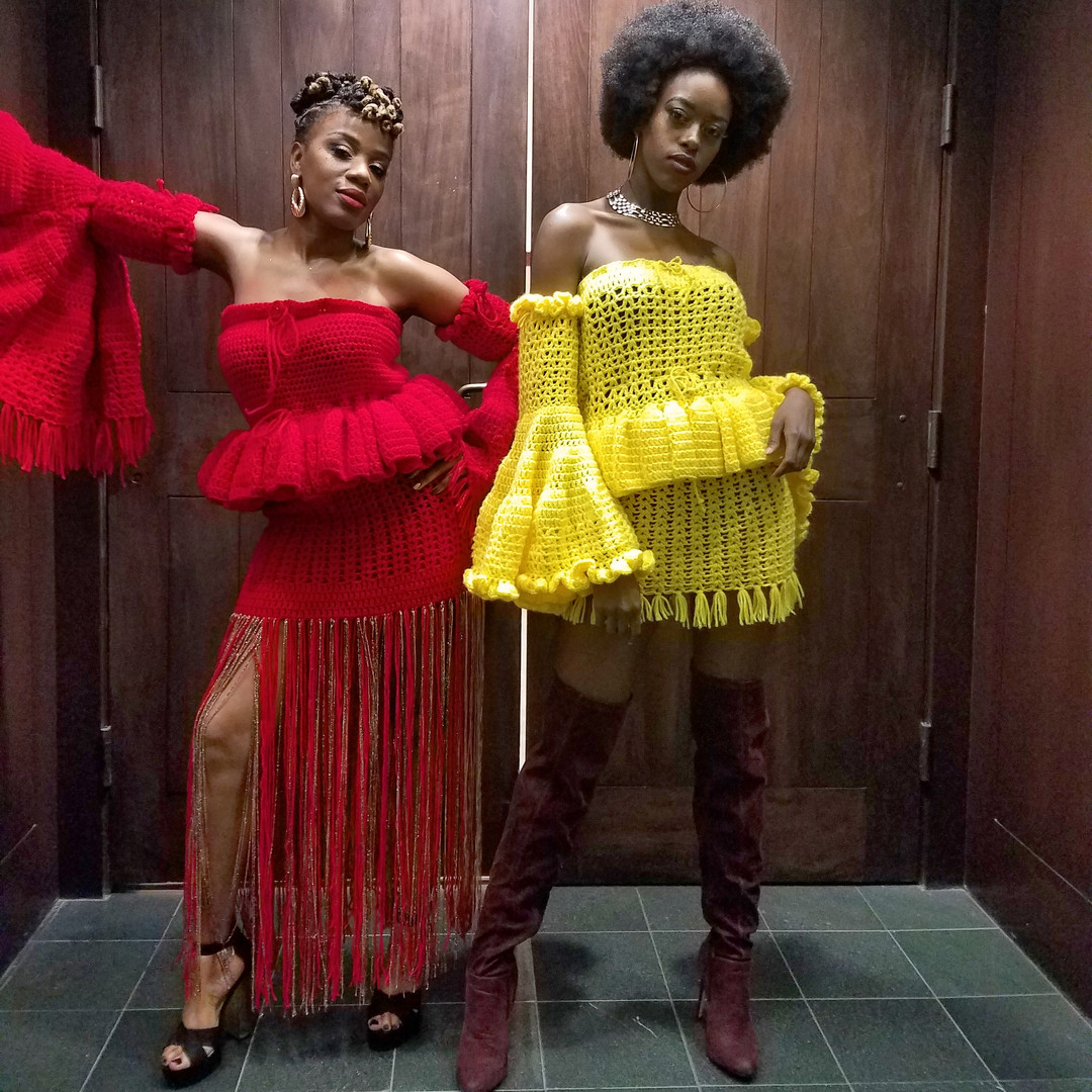 Shaco Couture - Ebony Winter Gala 2018