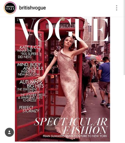 Vogue Magazine 2018