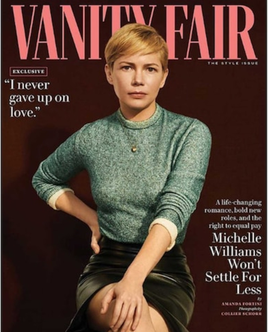 Vanity Fair Magazine 2018