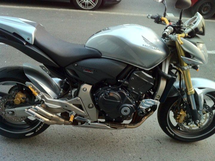 Honda CB600 FA