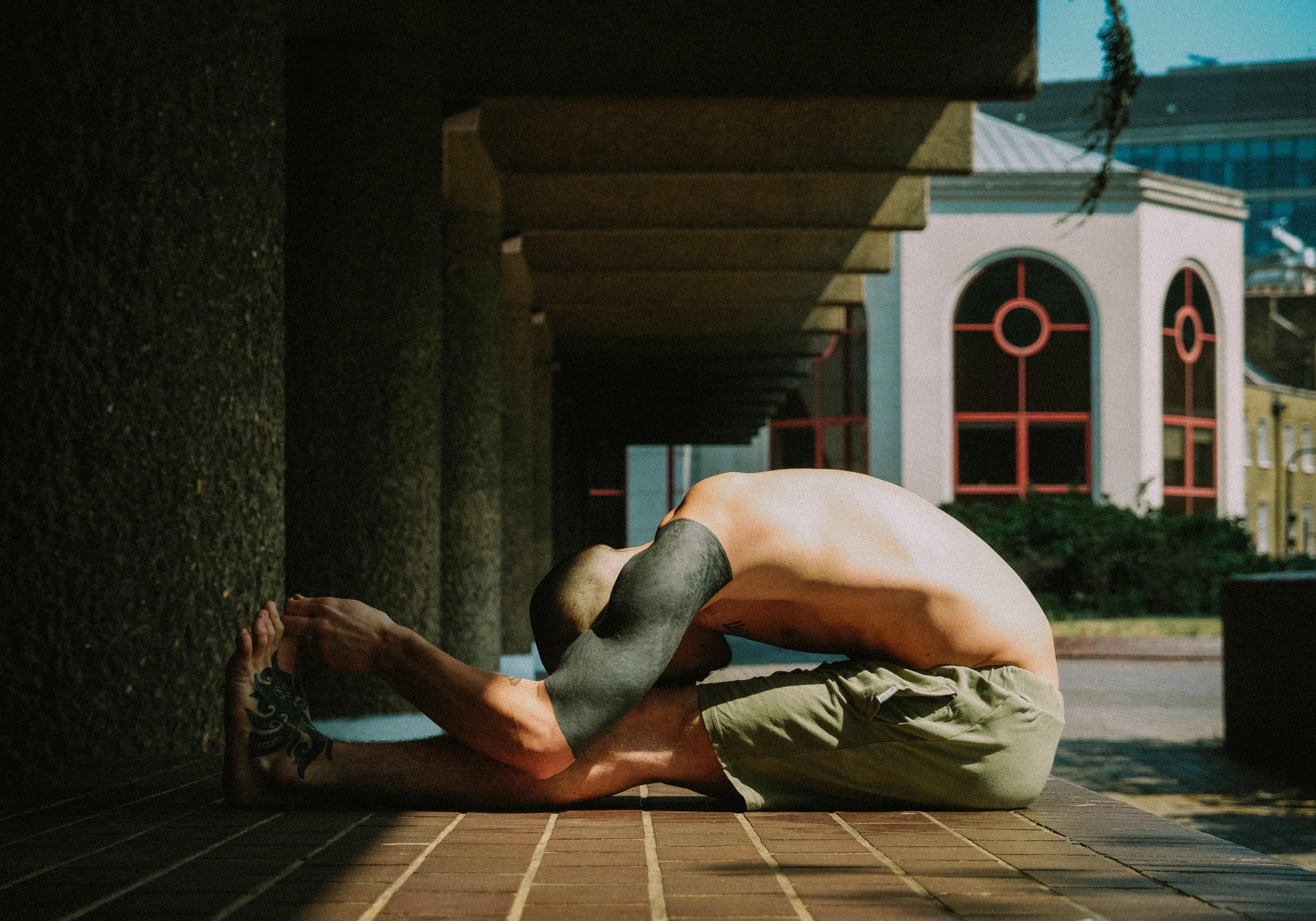 Private Beginners Astanga Yoga class