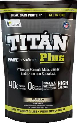 Titan Plus * 2 Lb