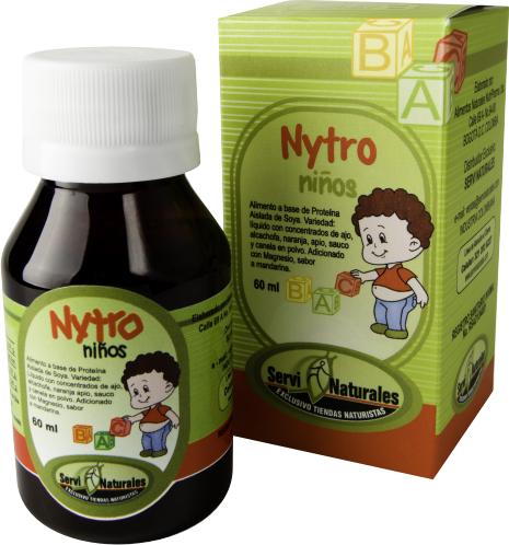 Nytro (Anti parásitos) *100 ml | Al natural