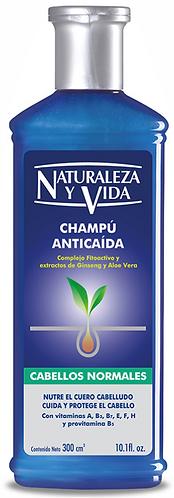 CHAMPÚ ANTICAIDA *300 - NAT Y VIDA