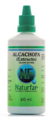ALCACHOFA EXTRACTO *60 ml NATURFAR