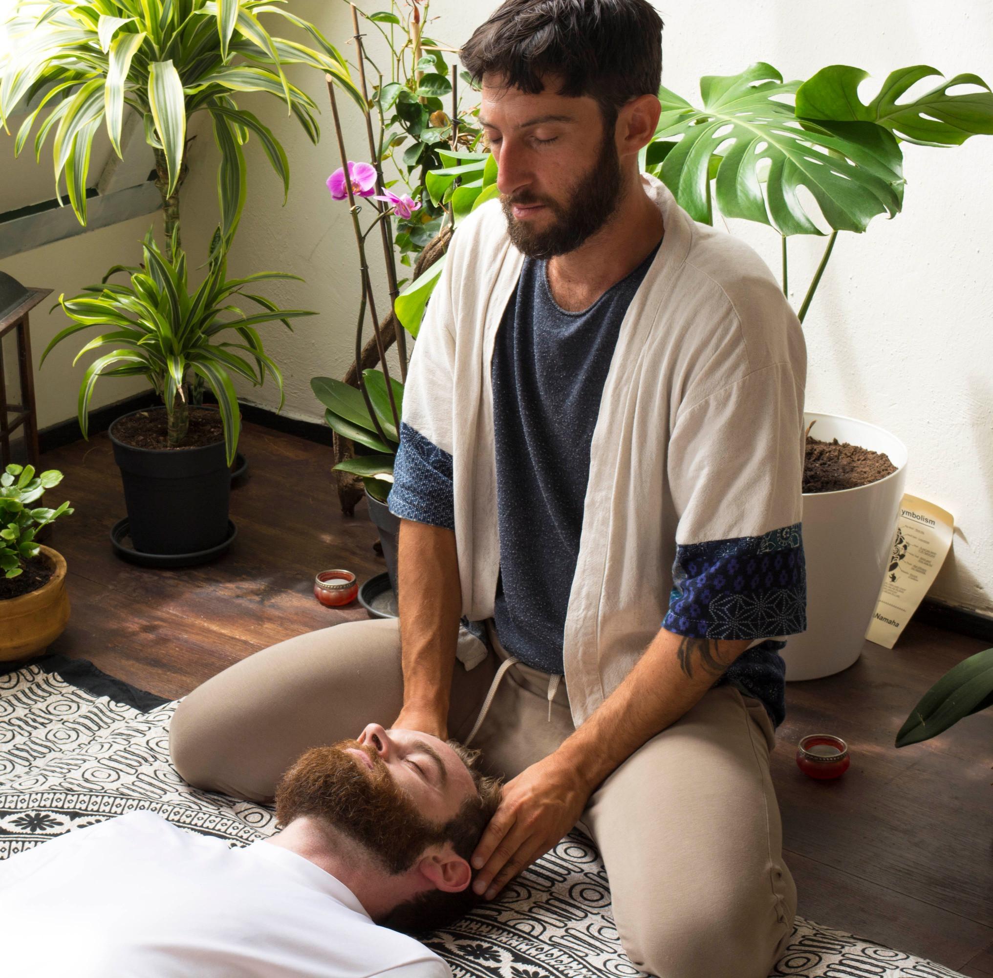 Shiatsu Relaxing Massage