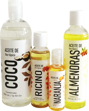 FIT BODY - Aceites