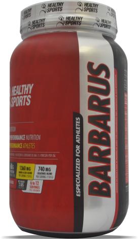 Barbarus 910 g - Healthy Sports