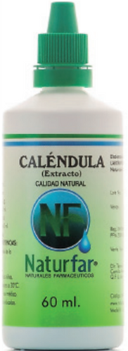 CALÉNDULA EXT *60 ml NATURFAR