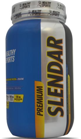 Slendar 940 g - Healthy Sports