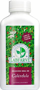 CALENDULA SOLUCION *360 ml LABFARVE