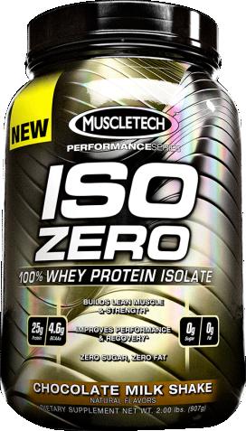 Iso Zero 2 Lb - Muscletech