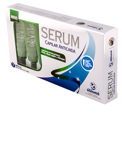 Serum anticaida 7 unid * 10 ml - María Salomé