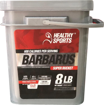 Barbarus 8 Lb - Healthy Sports