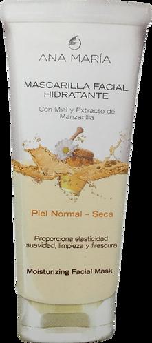 Mascarilla Hidratante Miel y Manzanilla *60 gr