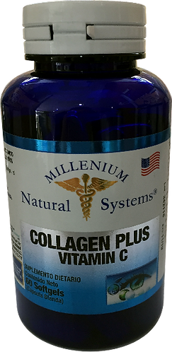 Collagen Plus *100 Sof Natural Systems