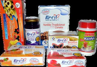 KONFYT - Alimentos apto para diabéticos