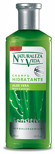 CHAMPÚ SENSITIVE *300 - NAT Y VIDA