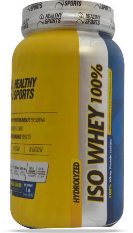 Iso Whey 952 g - Healthy Sports