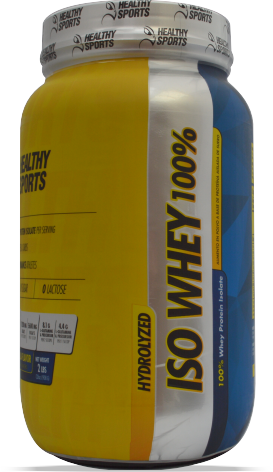 Iso Whey 510 g - Healthy Sports