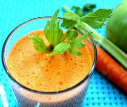 carrot-celery-juice