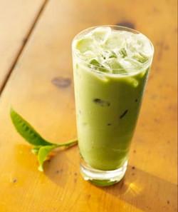 Green Milk Tea1
