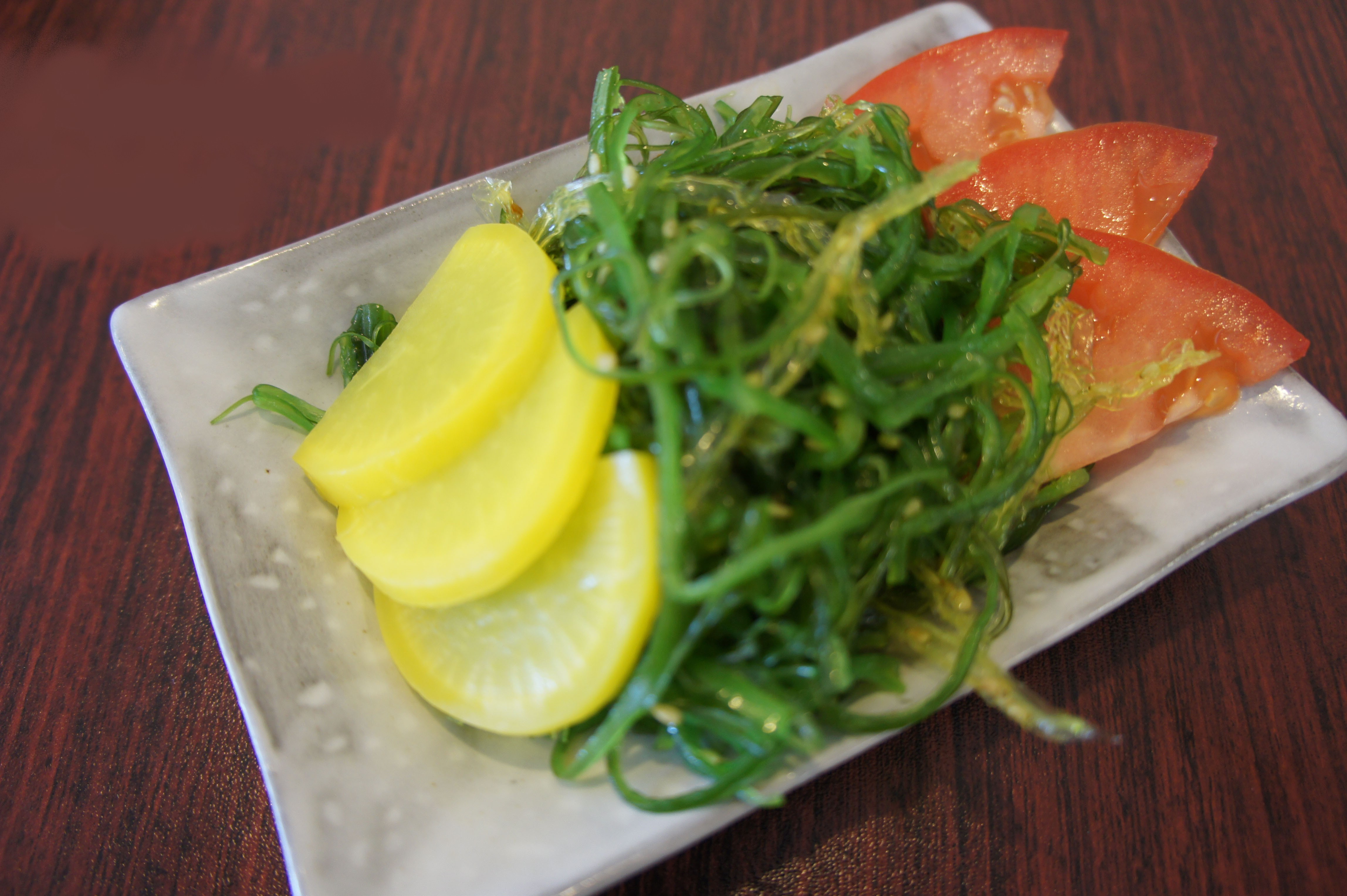 Salad-Seaweed